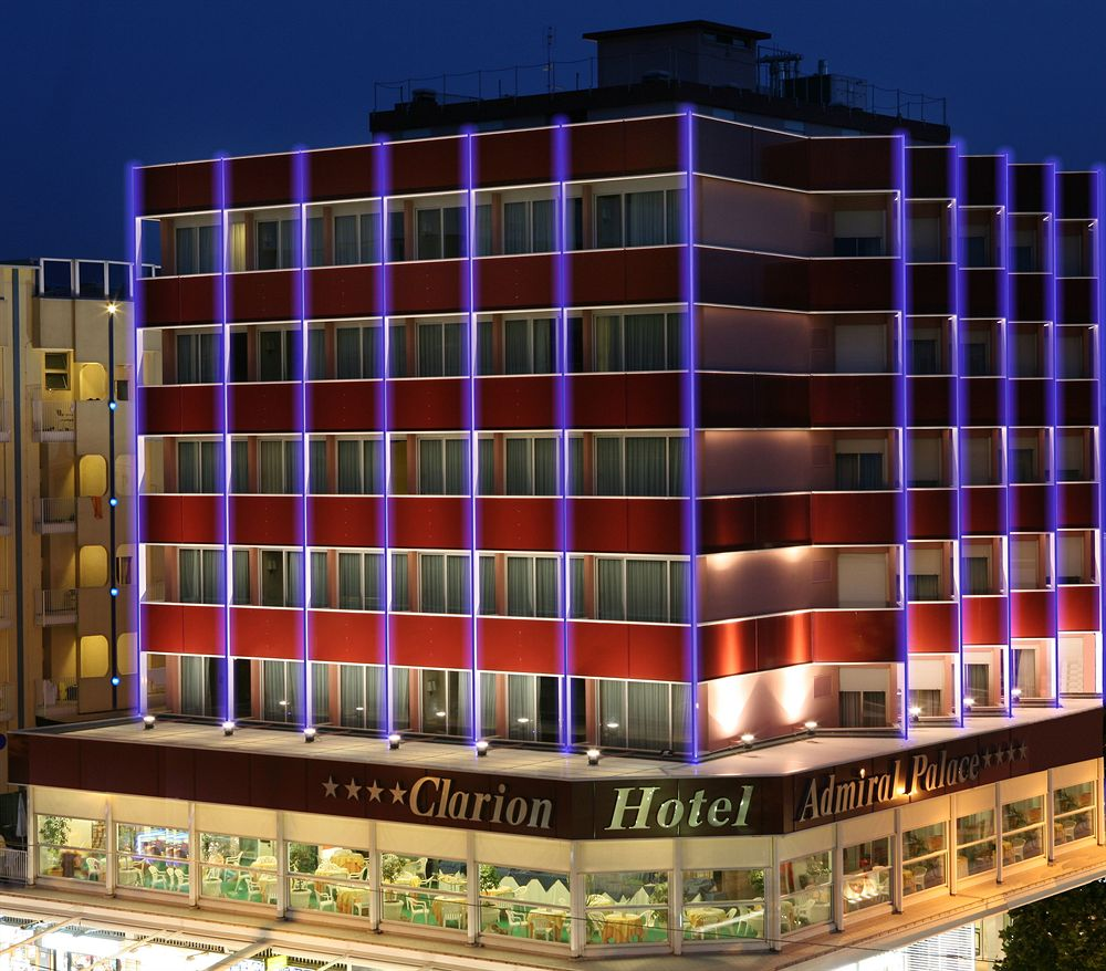 Clarion admiral palace hotel 4 stelle famiglie marina centro for Hotel 4 stelle barcellona centro
