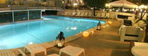 Piscina dell'Hotel Patrizia Resort 4 Stelle