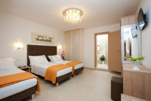 camera dell'hotel Ristorante Cesare Savignano sul Rubicone