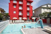 piscina Residence Altomare a Riccione