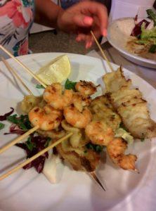 ristorante di pesce La Posada Rimini